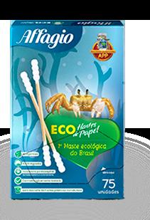 Cotonete Ecológico - Affagio   - SALVIA