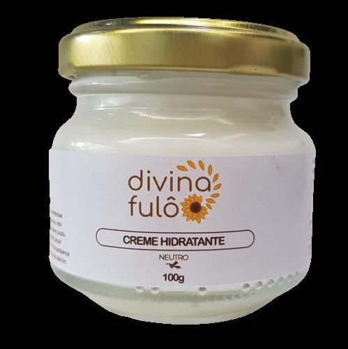 Creme Hidratante Natural - Neutro - Divina Fulô  - SALVIA