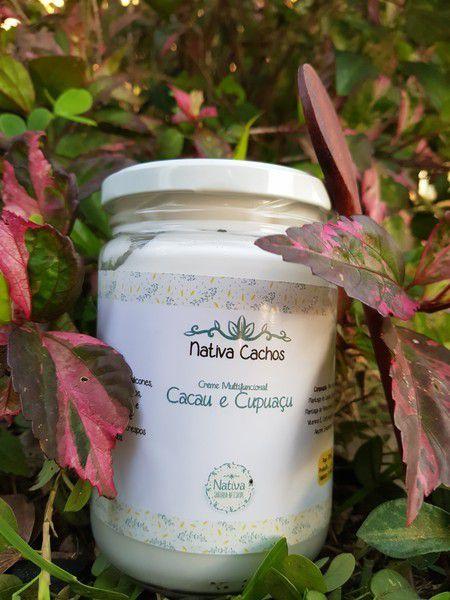 Creme Multifuncional Natural - Cacau e Cupuaçu - Nativa Eco-Cosmética  - SALVIA
