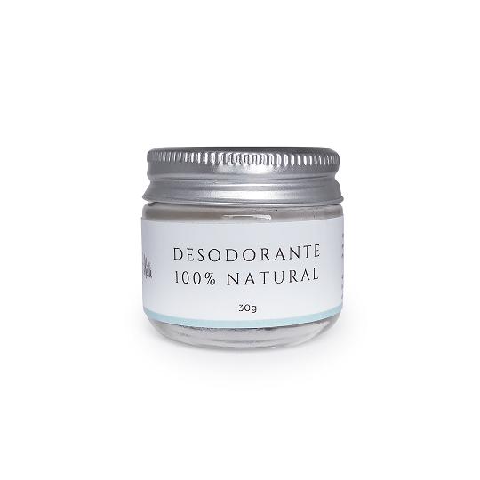 Desodorante Natural em Creme - Hélli Cosmetics   - SALVIA