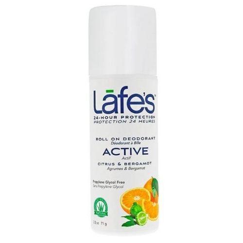 Desodorante Natural Roll-on - Active - Lafe's