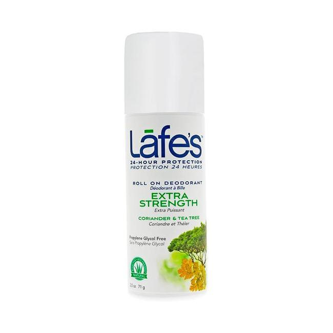 Desodorante Natural Roll-on - Extra Strength - Lafe's