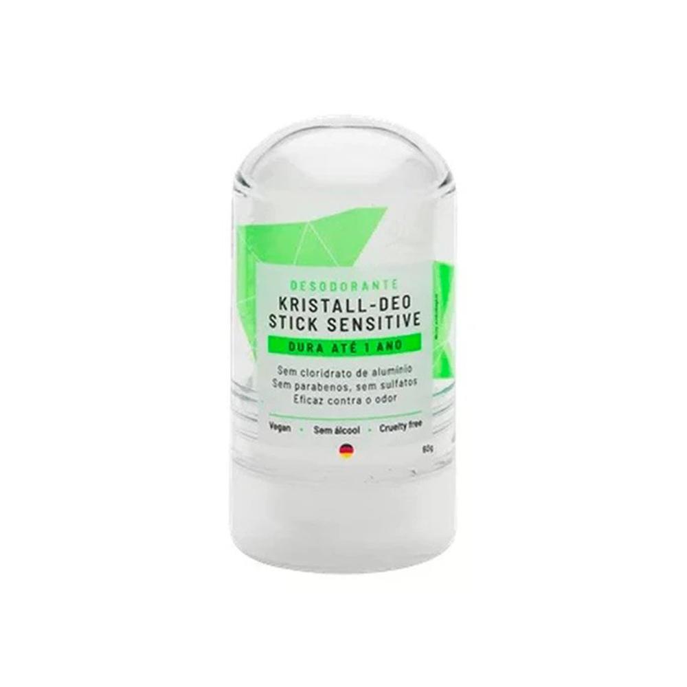 Desodorante Natural Stick Kristall Sensitive - Alva