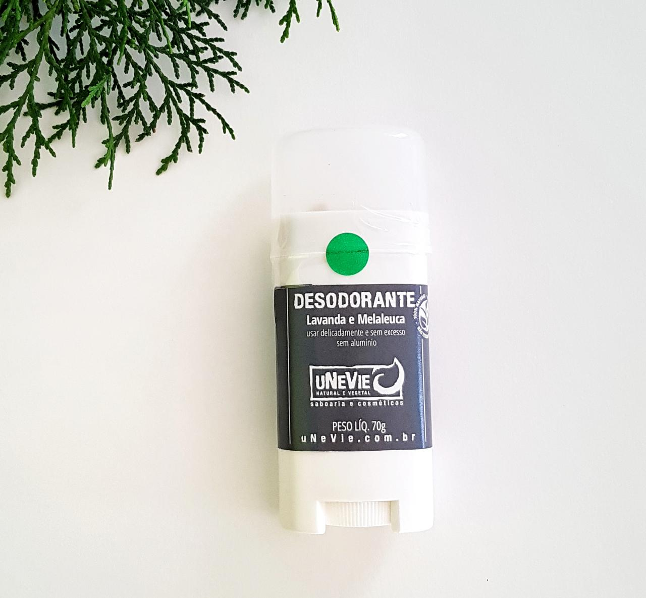 Desodorante Natural Stick - uNeVie  - SALVIA