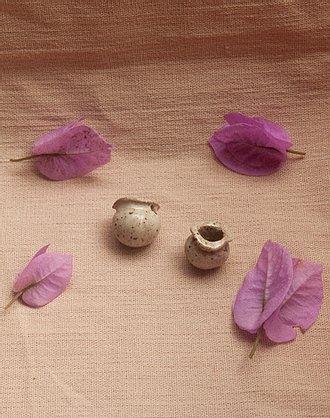 Difusor Pessoal - Caldeirão Areia - TERÊ cerâmica  - SALVIA
