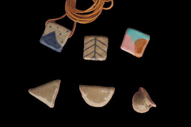 Difusor Pessoal - Aquarela - TERÊ cerâmica  - SALVIA