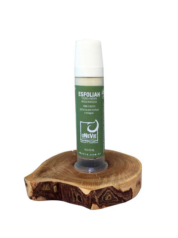 Esfoliante Facial Natural - Esfoliah - uNeVie  - SALVIA