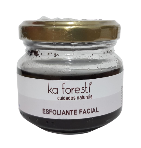 Esfoliante Facial Natural - Uva - Ka Foresti