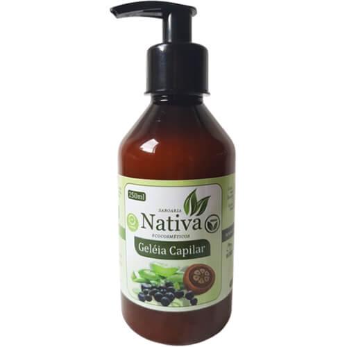 Geleia Capilar Natural - Nativa Ecocosméticos