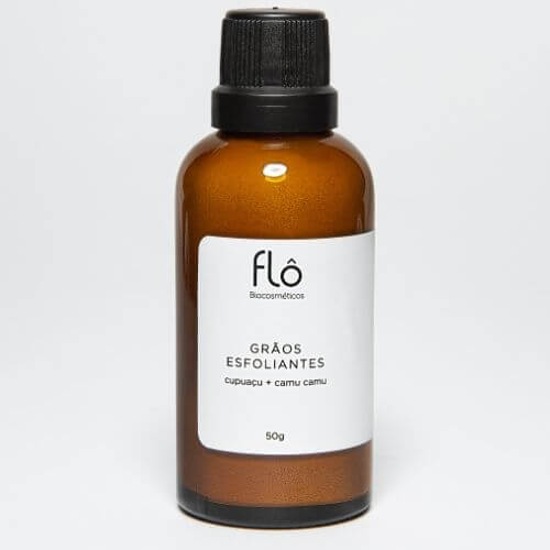Grãos Esfoliantes - Flô Biocosméticos