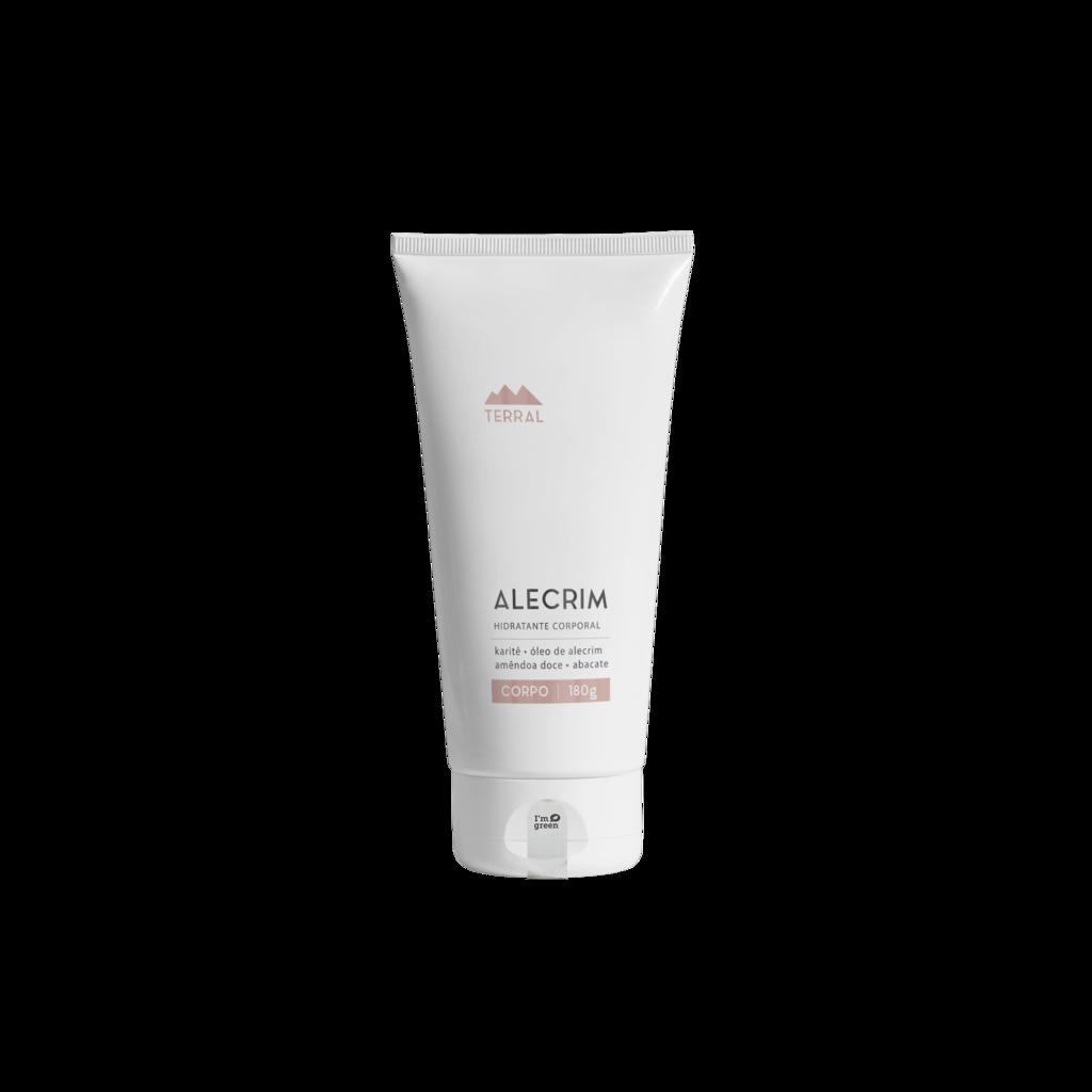 Hidratante Corporal Natural - Alecrim e Melaleuca - TERRAL  - SALVIA