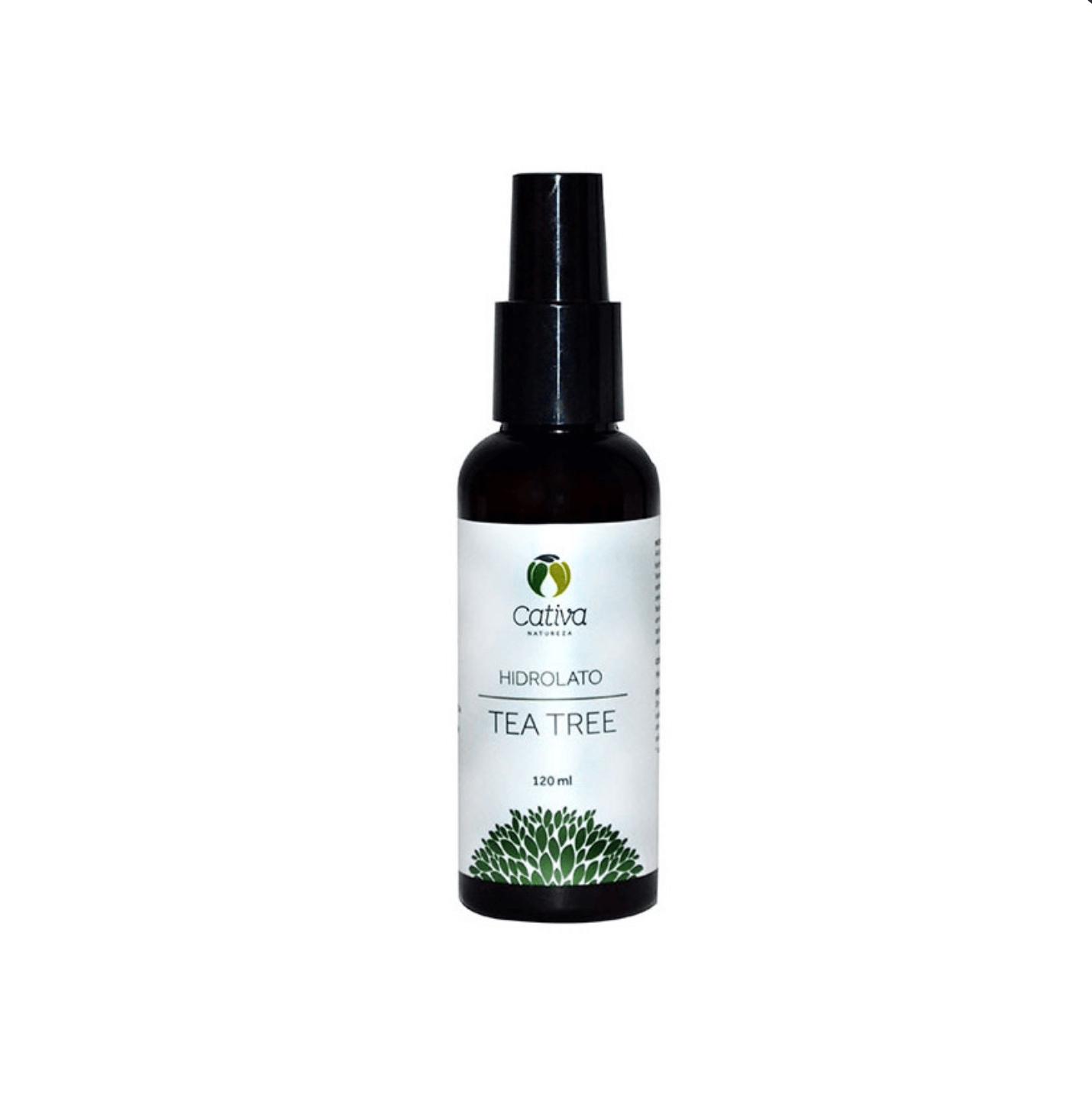 Hidrolato - Tea Tree - Cativa Natureza