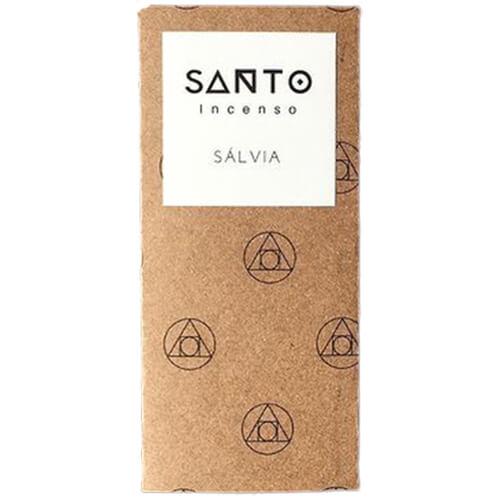 Incenso Natural - Sálvia - SANTO  - SALVIA