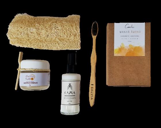Kit Higiene Matinal  - SALVIA