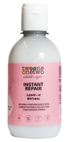 Leave-in Natural - Instant Repair - Twoone Onetwo
