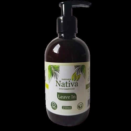 Leave-in Natural - Nativa Eco-Cosmética  - SALVIA