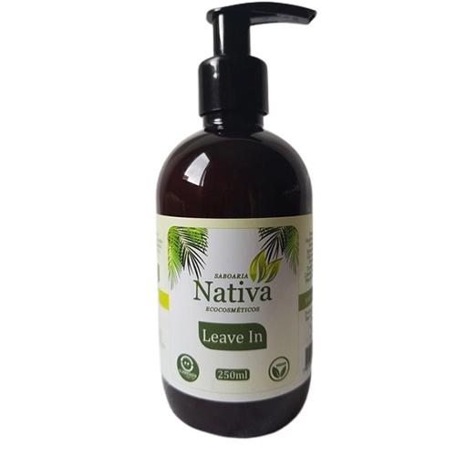 Leave-in Natural - Nativa Ecocosméticos
