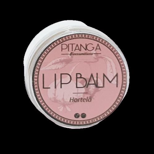 Lip Balm Natural - Hortelã - Pitanga Biocosméticos  - SALVIA