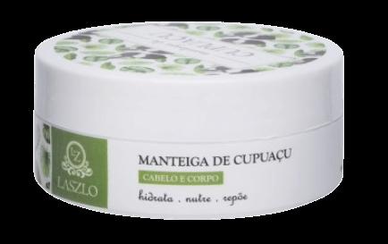 Manteiga Vegetal Natural - Cupuaçu - Lazlo  - SALVIA