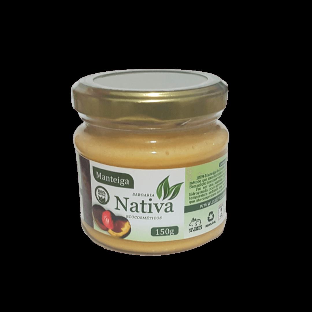 Manteiga Vegetal Natural - Ucuuba - Nativa Eco-cosmética  - SALVIA