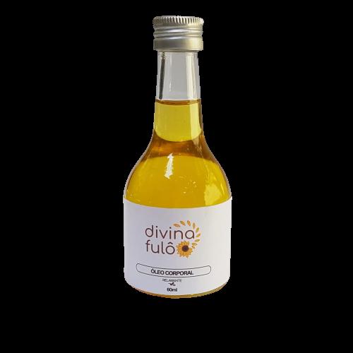 Óleo Corporal Natural - Relaxante - Divina Fulô  - SALVIA