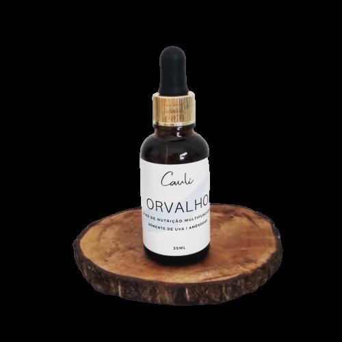 Óleo de Limpeza e Nutrição Facial Natural - Orvalho - Caulí  - SALVIA