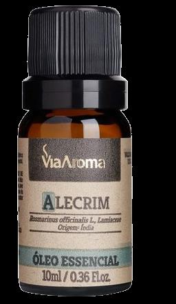Óleo Essencial - Alecrim - Via Aroma