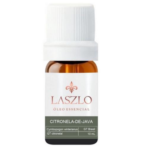 Óleo Essencial - Citronela de Java Gt Brasil - Laszlo