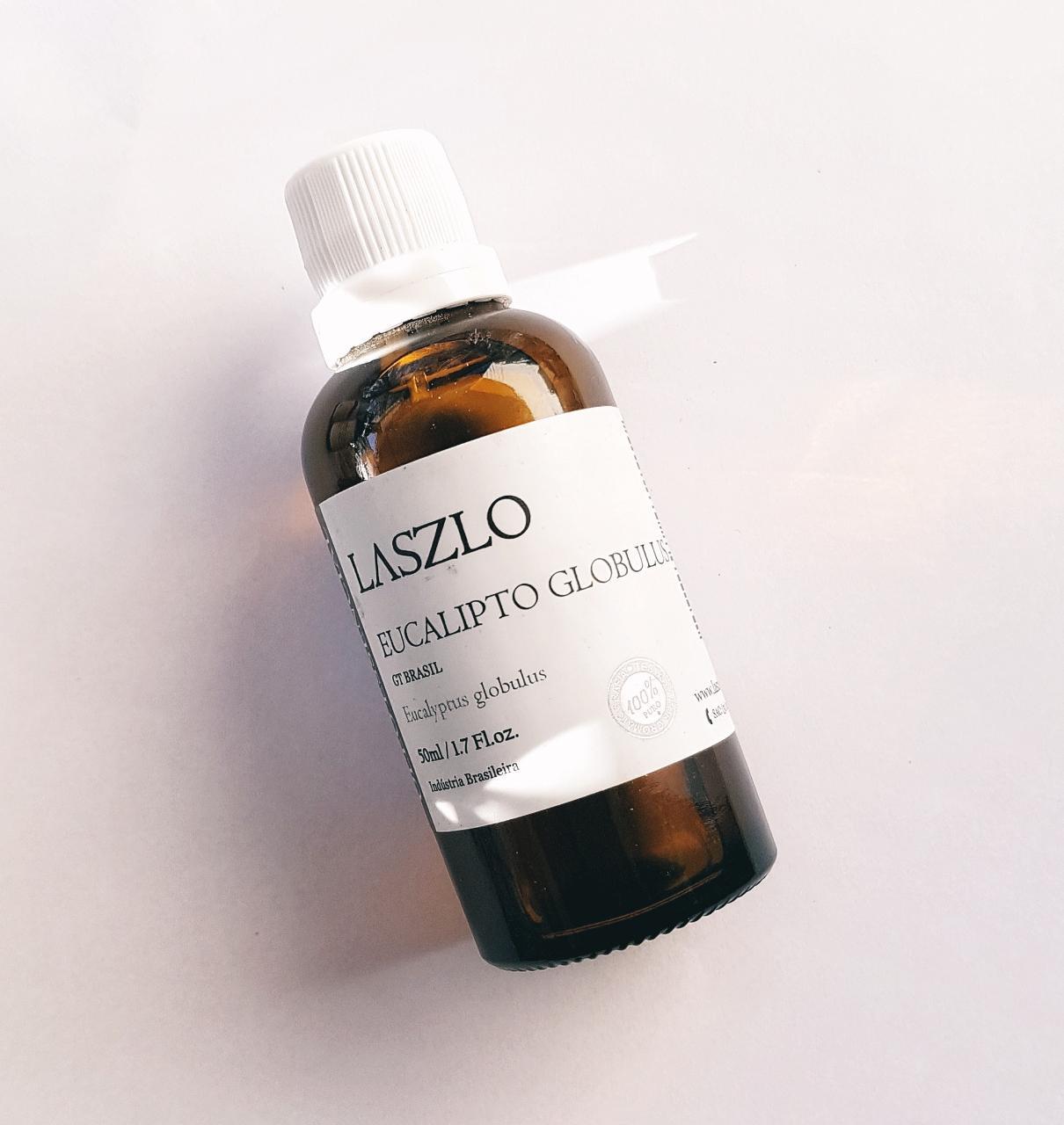 Óleo Essencial - Eucalipto Globulus - Laszlo  - SALVIA