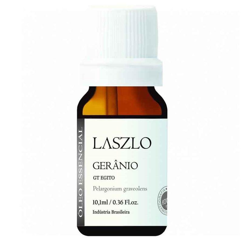 Óleo Essencial - Gerânio - Laszlo