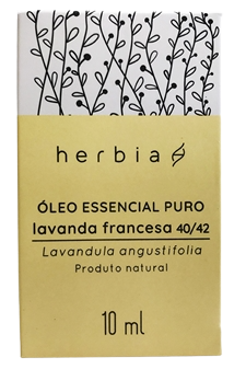 Óleo Essencial - Lavanda Francesa 40/42 - Herbia