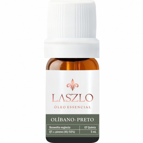 Óleo Essencial - Olíbano Preto - Laszlo