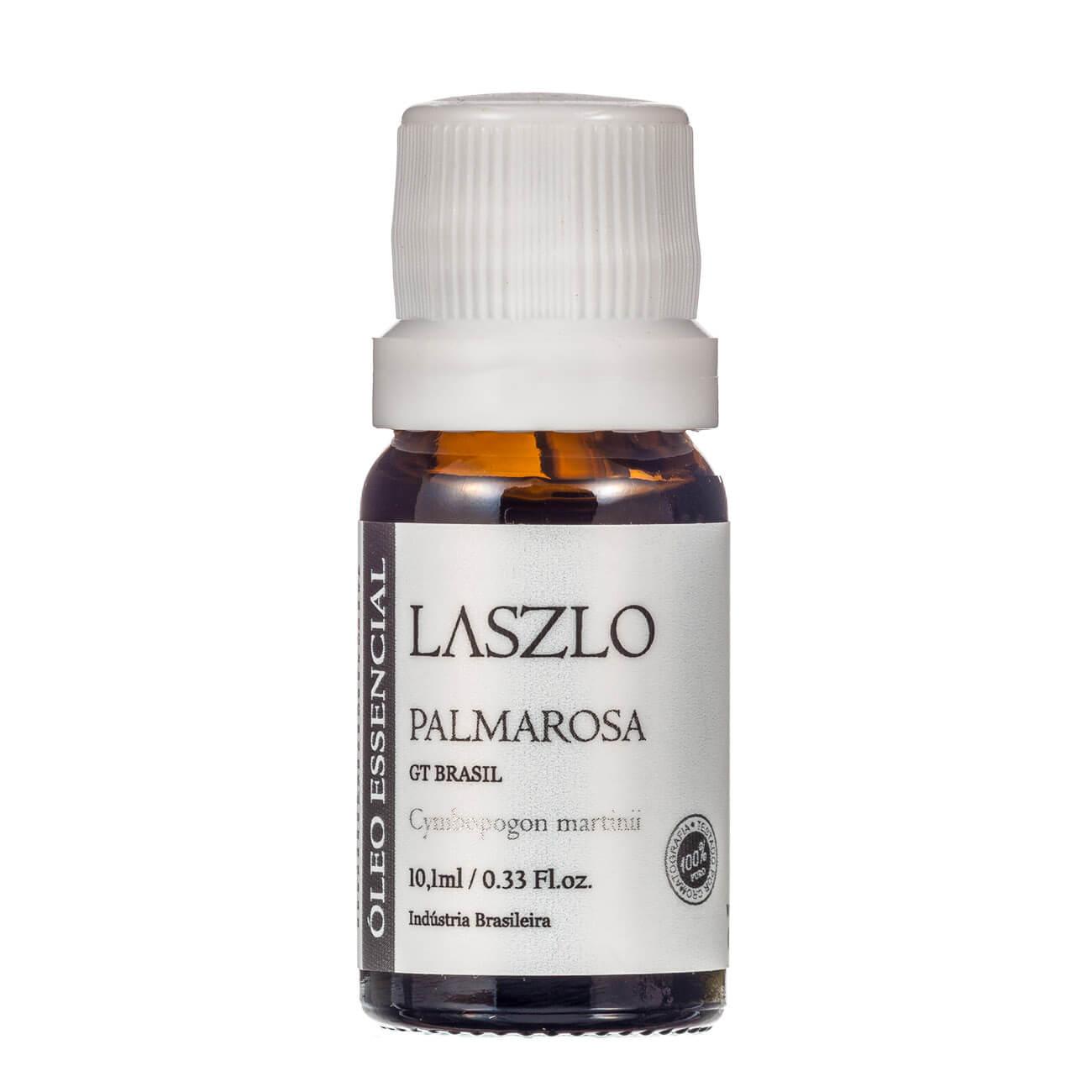 Óleo Essencial - Palmarosa - Laszlo  - SALVIA