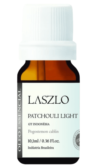 Óleo Essencial - Patchouli Light - Laszlo