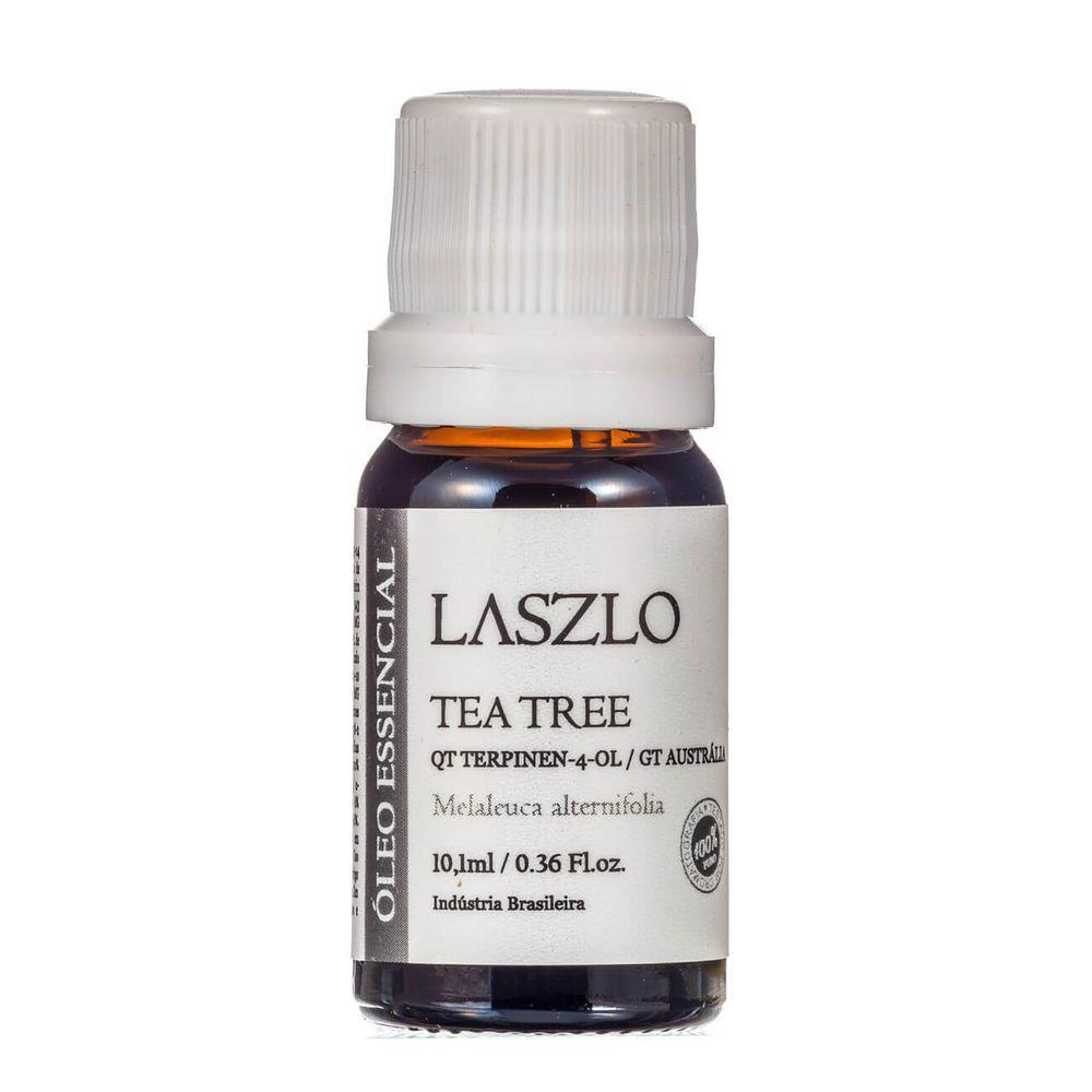 Óleo Essencial - Tea Tree Gt Brasil - Laszlo