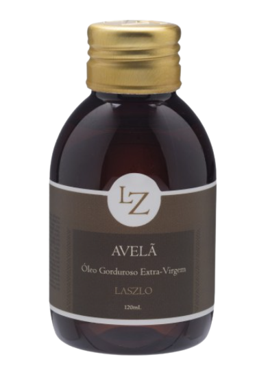 Óleo Vegetal Natural - Avelã - Laszlo