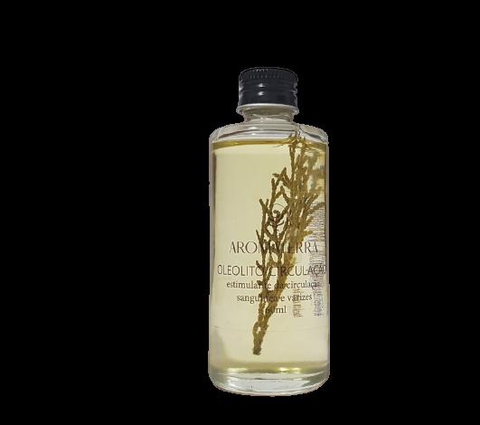 Oleolito - Circulação - Aromaterra Botânica  - SALVIA