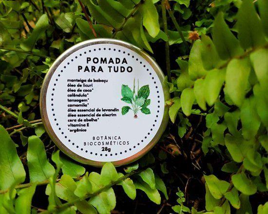 Pomada Natural - Para Tudo - Floë Natural  - SALVIA