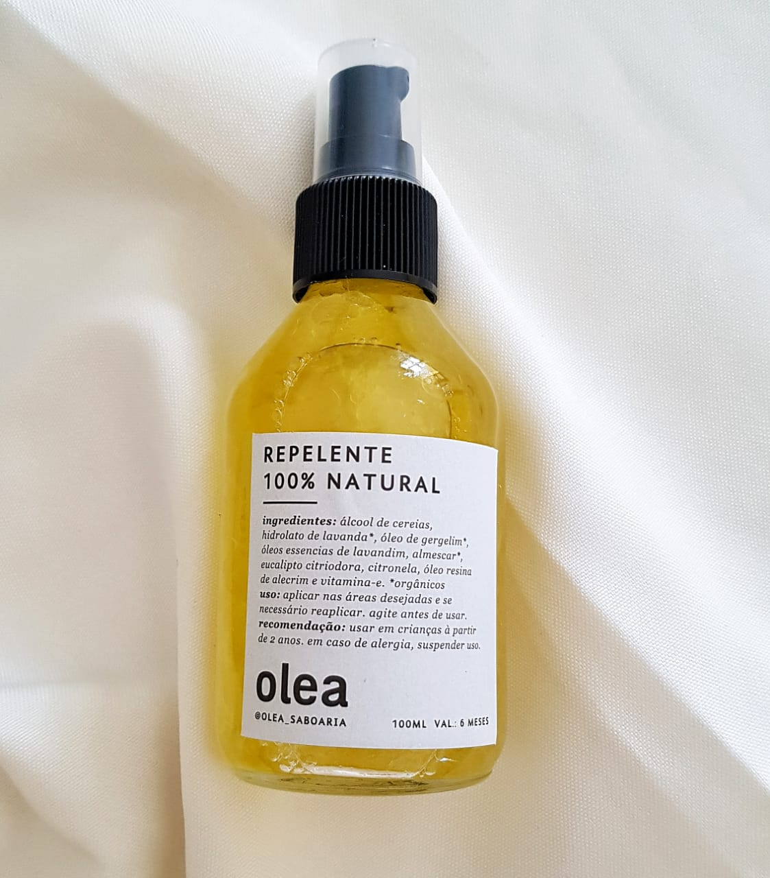 Repelente Natural - Olea