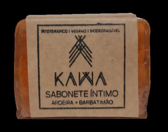 Sabonete Íntimo Natural - KAWA   - SALVIA