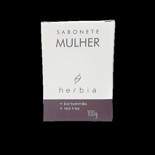 Sabonete Íntimo Natural - Mulher - Herbia