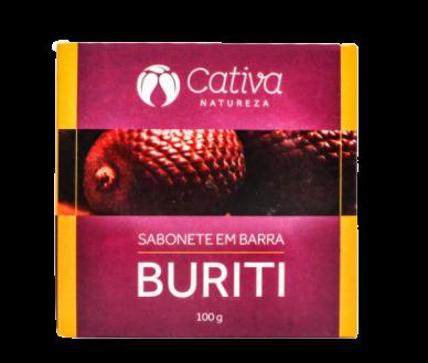 Sabonete Natural - Buriti - Cativa Natureza   - SALVIA