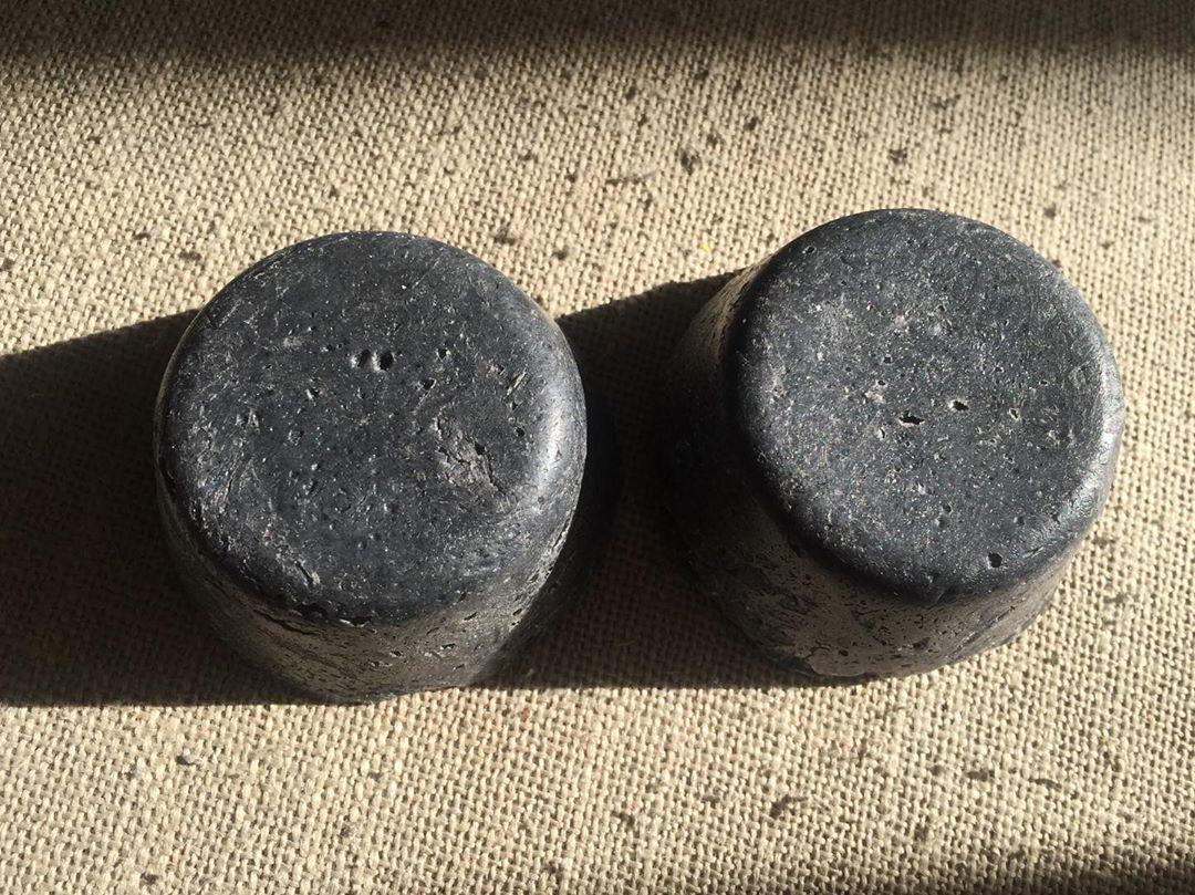 Sabonete Facial Natural - Carvão Ativado e Melaleuca - ka foresti   - SALVIA