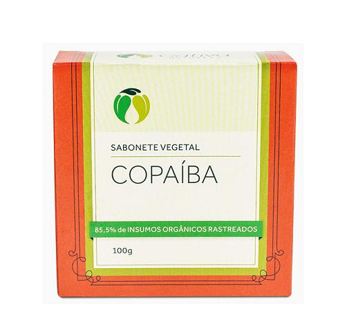 Sabonete Natural - Copaíba - Cativa Natureza   - SALVIA