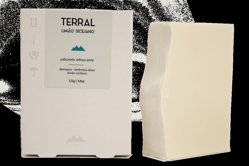 Sabonete Natural - Limão Siciliano - TERRAL
