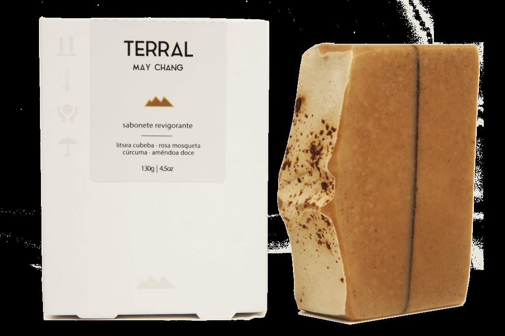 Sabonete Natural - May Chang - TERRAL  - SALVIA