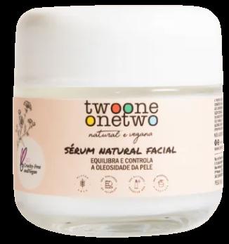 Sérum Natural Facial - Peles Oleosas - Twoone Onetwo