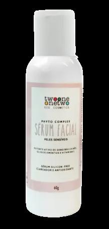 Sérum Natural Facial - Peles Sensíveis - Twoone Onetwo
