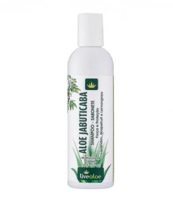 Shampoo e Sabonete Líquido Multifuncional Natural - Aloe Jabuticaba - Livealoe
