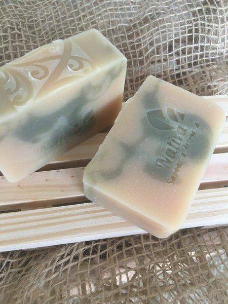 Shampoo Sólido Natural - Azeite e Capim Limão - Nativa Eco-Cosmética  - SALVIA